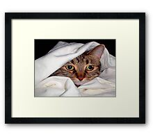 I'm Lost in Thought ©  Framed Print