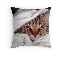 I'm Lost in Thought ©  Throw Pillow