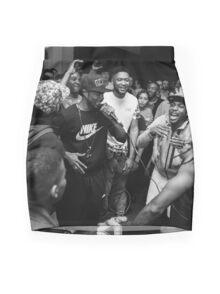 Boy Better Know Mini Skirt