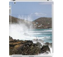 Caribbean Surf iPad Case/Skin