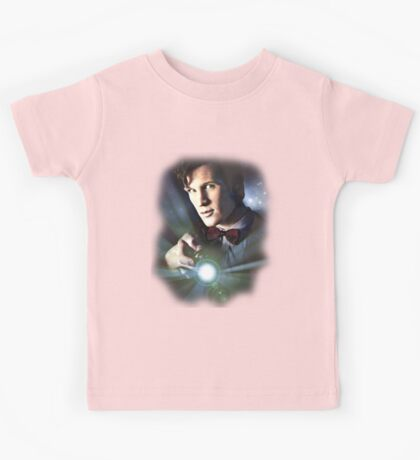 Doctor Who - 11th Kids Tee