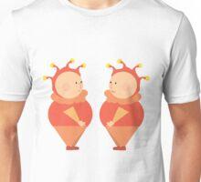 Tweedle Twins Unisex T-Shirt