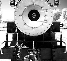 Locomotive #9 by Cat Connor