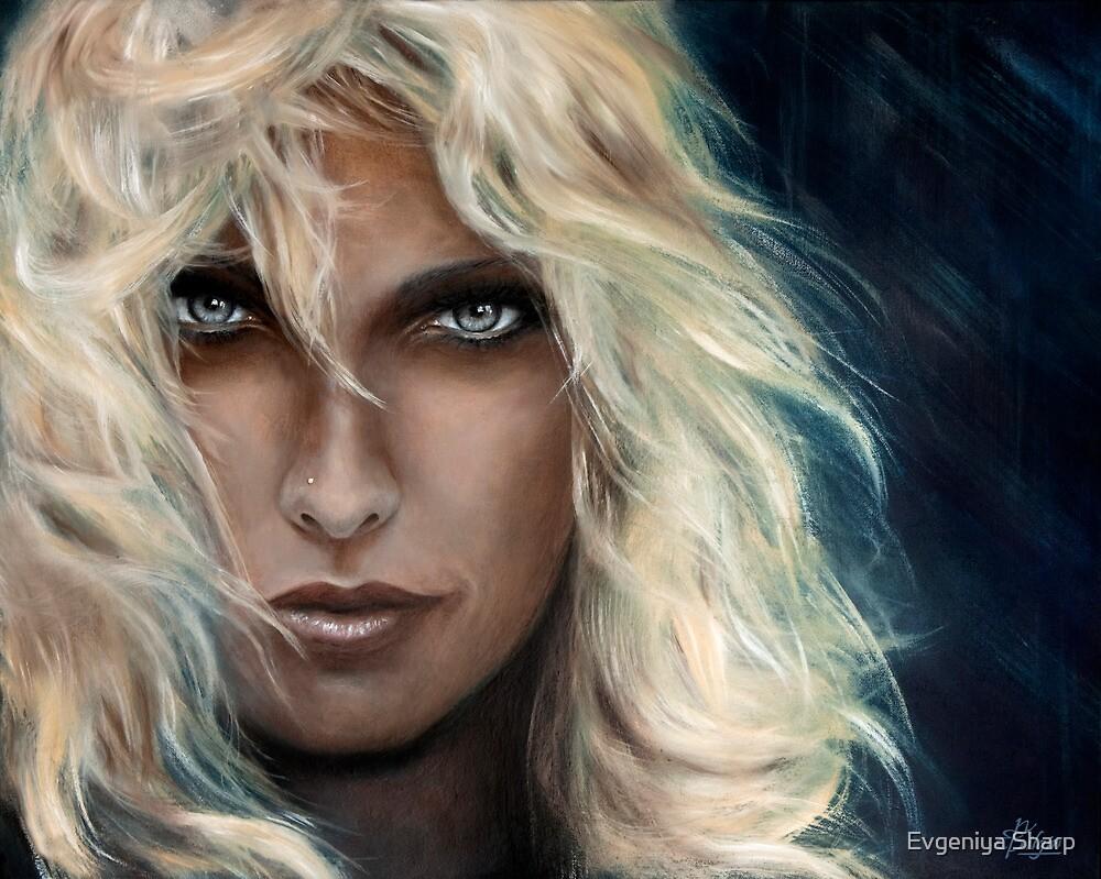 Haunted by Evgeniya Sharp