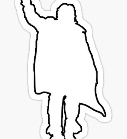 Bender Walking Sticker