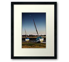 Blakeney Rest Framed Print