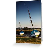 Blakeney Rest Greeting Card