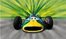 Lotus F1 by Nigel Bangert