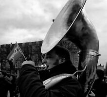 Big trumpet by Nayko