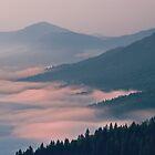 Tides Of Clouds by Oleksii Rybakov