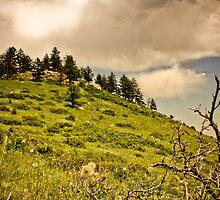 Boulder Sky by JP-Photography