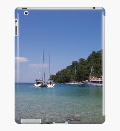 Cruise Boats And Yachts iPad Case/Skin