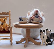 Another cup of tea :) by Ellen van Deelen