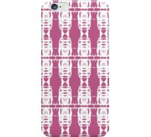Crown - Pink iPhone Case/Skin