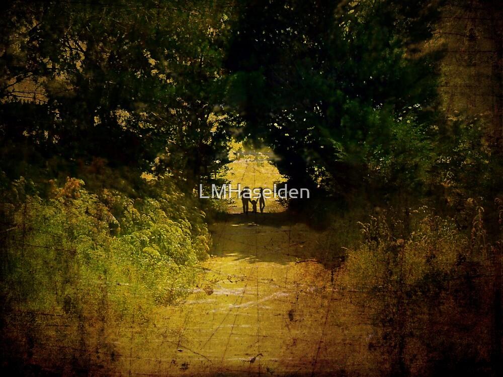 Shady Lane. by Lynne Haselden