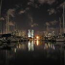 Hawai'i Yacht Club by J. Sprink