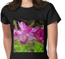 Cape York Lily Duo Womens Fitted T-Shirt