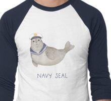 Navy Seal Men's Baseball ¾ T-Shirt