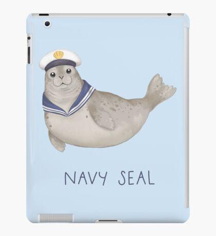 Navy Seal iPad Case/Skin