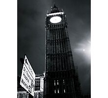 <<< The City Photographic Print
