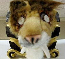 Saber Cat Picture Frame by cuteandcreepy