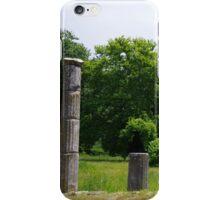Pillars Of The Gods iPhone Case/Skin