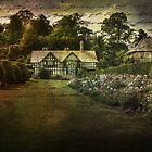 The Cottage Garden by marcus347
