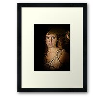 Freyja, Queen Of The Valkyrie Framed Print