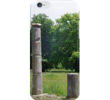 Ancient Columns iPhone Case/Skin