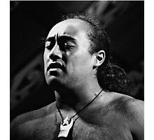 Maori Song Photographic Print