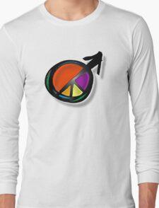 peace male T-Shirt