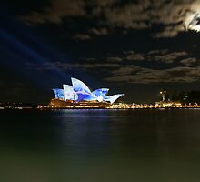 The Blues by pinthura
