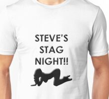 Stag Night (Customisable) Unisex T-Shirt
