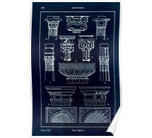 A Handbook Of Ornament With Three Hundred Plates Franz Sales Meyer 1896 0224 Supports Capital Inverted Poster