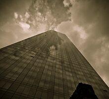 New York Skyline by Charles McKean