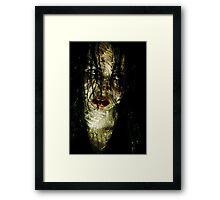 ENOUGH! Framed Print