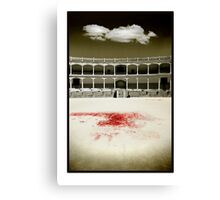 A Tradition of Tragedy Canvas Print