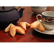 Fortune Cookies Photographic Print