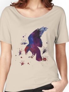 Ink Raven Women's Relaxed Fit T-Shirt