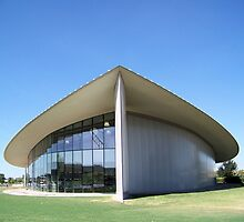 Chesapeake Boathouse, Oklahoma City, Elliott Rand by Crystal Clyburn