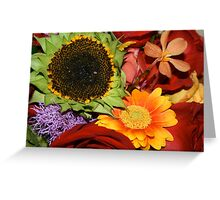 Bunch of Beauty Greeting Card
