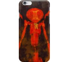 Beast of Hell by Sarah Kirk iPhone Case/Skin