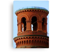 Turret Canvas Print