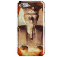 Pharamoan by Sarah Kirk iPhone Case/Skin