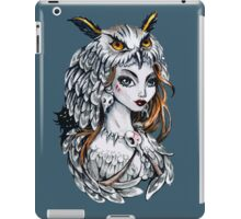 Forest witch  iPad Case/Skin
