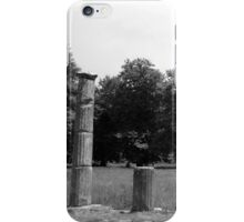 Reminders Of The Past iPhone Case/Skin