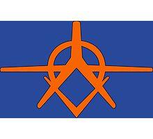 Crackdown - Agency Logo Photographic Print