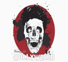 Booray for Hollyweird - Elvis Skull by PJ Baio