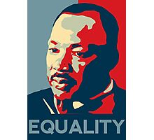 Mr Luther King  Photographic Print
