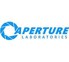 Aperture Laboratories - Portal Photographic Print